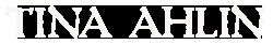tinaahlin.se Logotyp